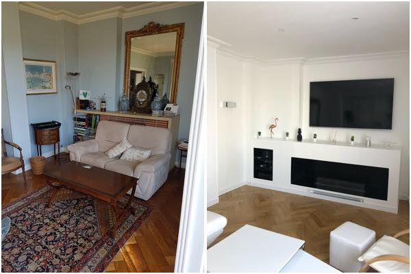 Rénovation complète d'un appartement au Havre (76)
