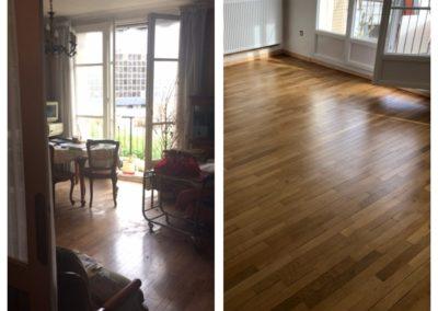 Rénovation d'un appartement sur Le Havre (76)