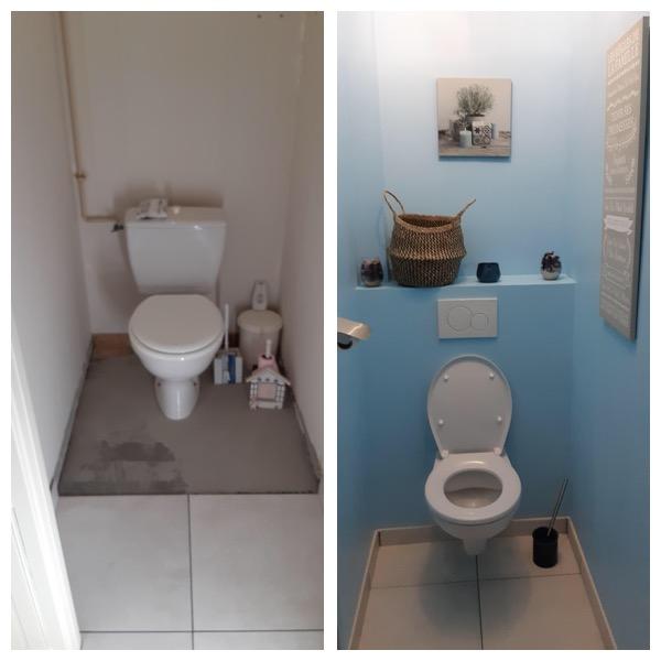 Rénovation intérieure sur Mannevillette (76)