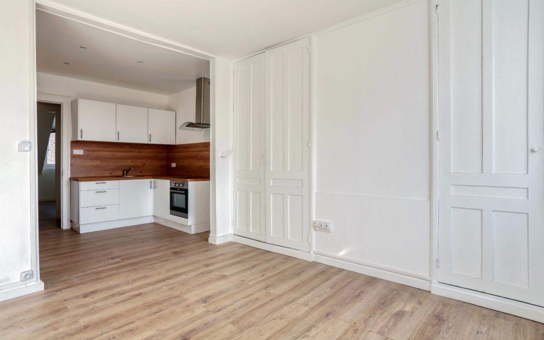 Rénovation complète d'un appartement locatif sur Le Havre (76)