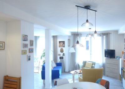 Rénovation d'un séjour sur Le Havre (76)