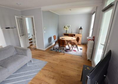 Rénovation partielle d'une maison sur Le Havre (76)