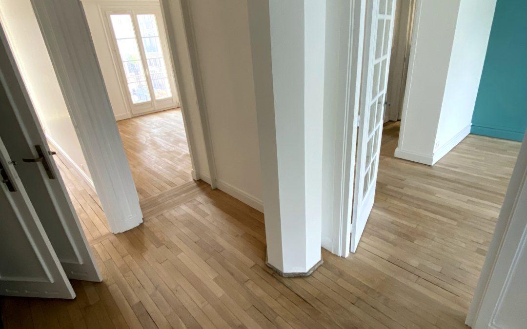 Rénovation complète d'un appartement sur Le Havre (76)