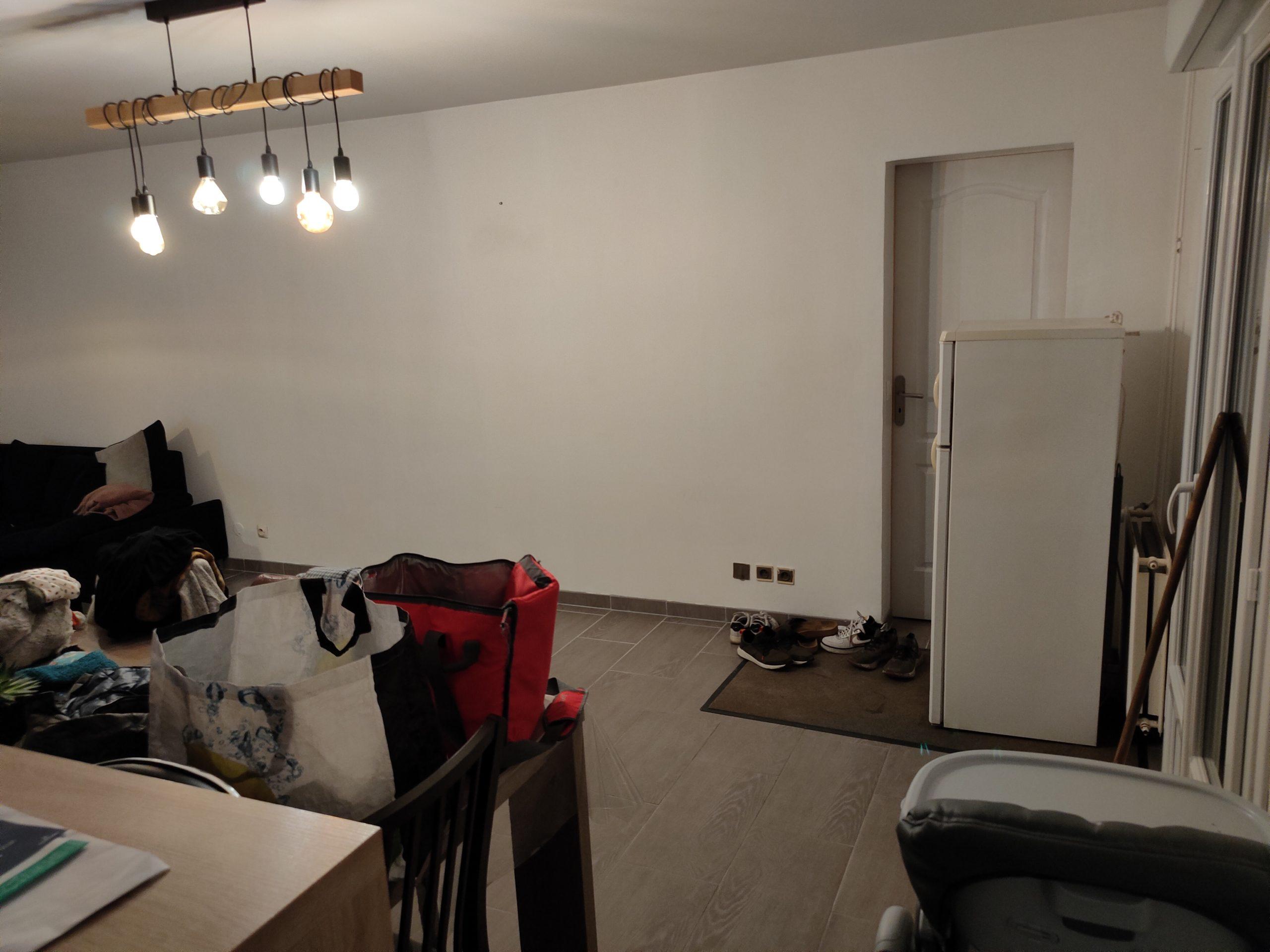 mur avant ouverture